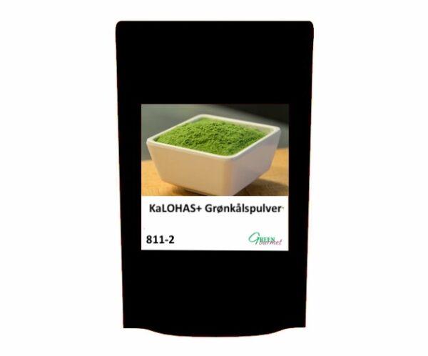 Grønkålspulver, zip-lock
