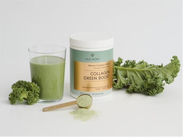 Produktet Collagen Green Boost